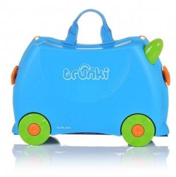 Детский чемодан на колесах Trunki Terrrance