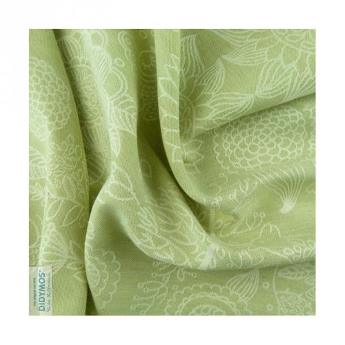 Cлинг-шарф Magic Forest Jade (Linen Blend) р-р 6 DIDYMOS