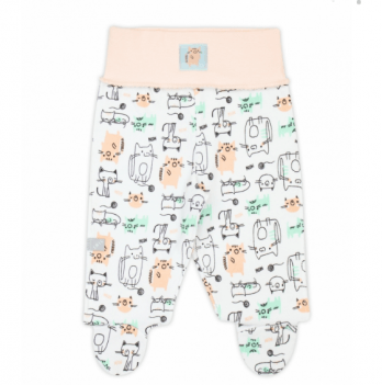 Ползунки для новорожденных Smil Кошки