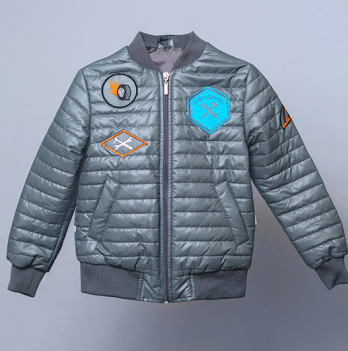 Куртка для мальчика демисезонная Модный карапуз Mechanic
