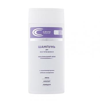 Натуральный шампунь для всех типов волос Cryo Cosmetics