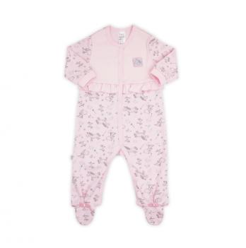 Комбинезон для девочки SMIL, возраст от 6 до 18 месяцев, розовый