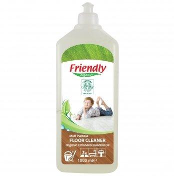 Универсальное средство для кафеля и всех видов пола Friendly Organic Multi Purpose Floor Cleaner, 1000 мл