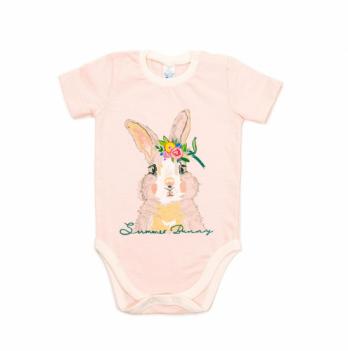 Боди-футболка Veres Summer Bunny кулир