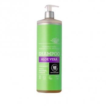 Органический шампунь для нормальных волос Urtekram Алоэ вера 83840 1000 мл