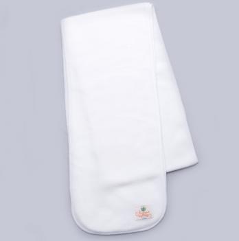 Шарф флисовый Модный карапуз, 165 см, белый