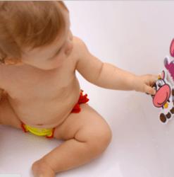 Набор для купания на присосках Aqua Baby (6 шт)