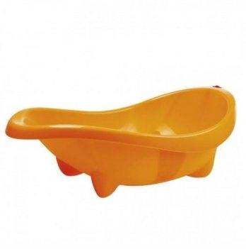 Детская ванночка OkBaby Laguna оранжевый