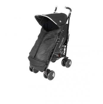 Спальный мешок для коляски Maclaren Luxe, черный
