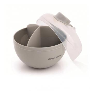 Контейнер для хранения сухого молока Canpol babies, серый