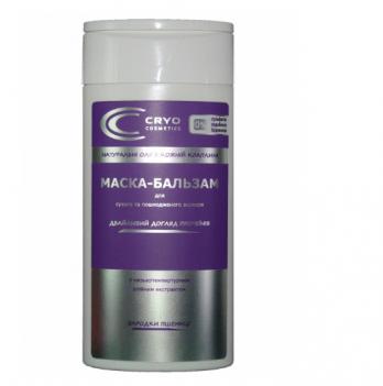 Маска-бальзам для сухих и поврежденных волос Cryo Cosmetics