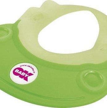 Козырек для купания Okbaby, Hippo, салатовый