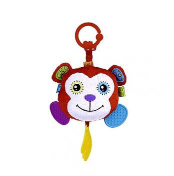 Подвесная игрушка с зеркальцем Balibazoo