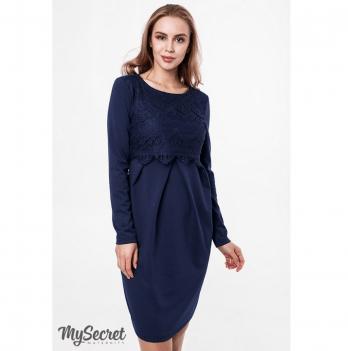 Эффектное платье MySecret, для беременных и кормящих, EBBEN DR-48.251