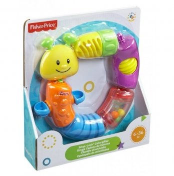 Гусеница - конструктор Fisher-Price