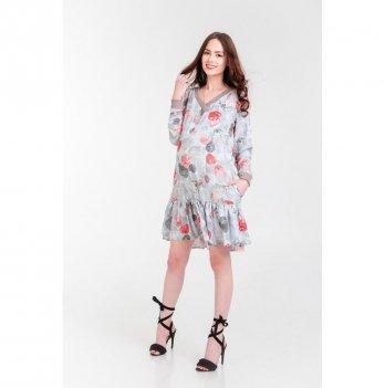 Платье  для беременных и кормящих мам White Rabbit Felicia