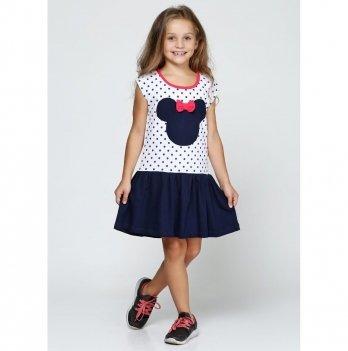 Детское платье Vidoli Синий G-17042-1S