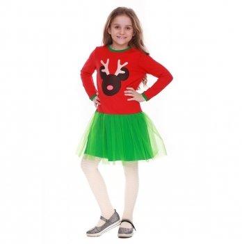 Детское платье Vidoli Красный G-18813W-1