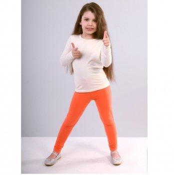 Леггинсы для девочки Vidoli Оранжевый G-19142W