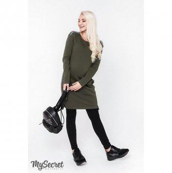 Платье-туника MySecret, для беременных и кормящих, DANIELLE WARM DR-48.171