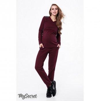 Теплый костюм MySecret, для беременных и кормящих мам, LEE ST-48.032