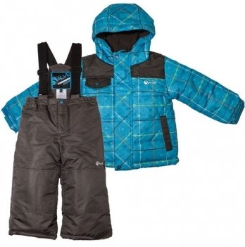 Зимний костюм (куртка и полукомбинезон) Gusti 4859 SWB Голубой