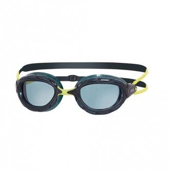 Очки для плавания/для взрослых Zoggs Predator, черные