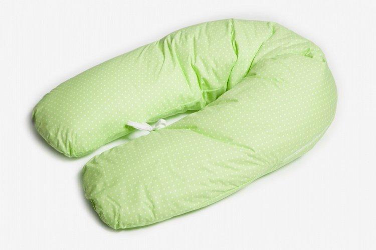 Подушка для беременных натуральный наполнитель