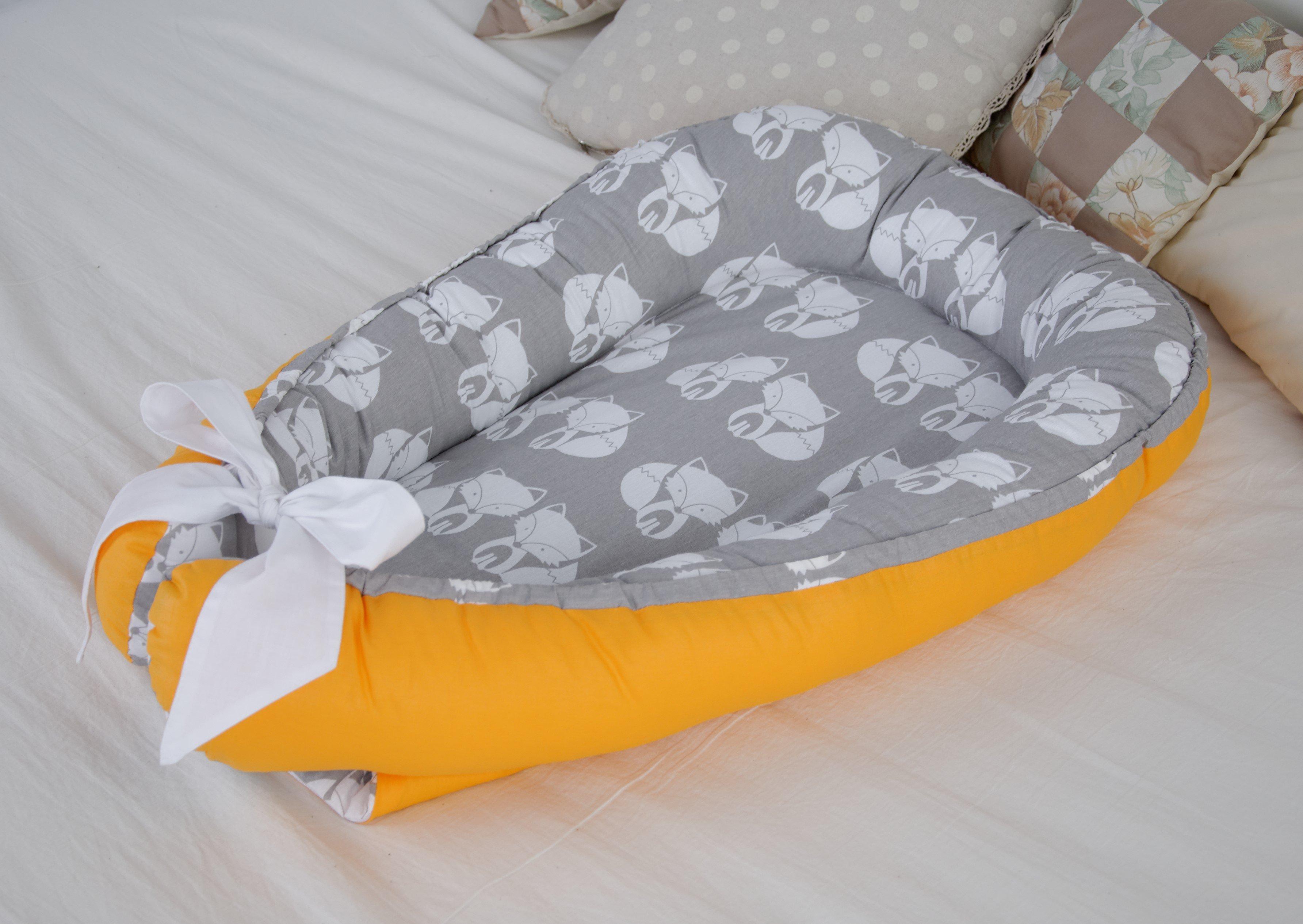 Детский кокон для сна